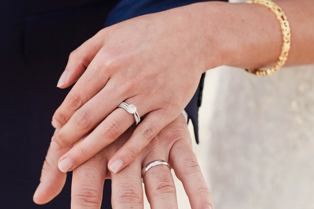 Engagement Ceremony of  Riya & Rohan